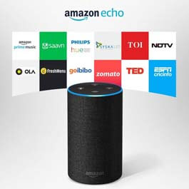 Amazon Echo – Black