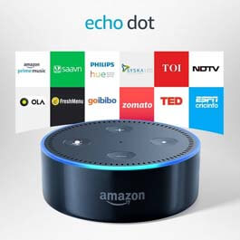 Amazon Echo Dot – Black