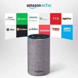 Amazon Echo – Grey
