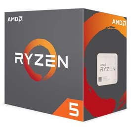 AMD Ryzen 5 1600 3.2GHz Six-Core AM4 Processor
