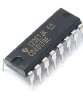 CD4017 Decade Counter IC