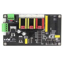 CNC 3 Axis Stepper Motor Drive Controller Board