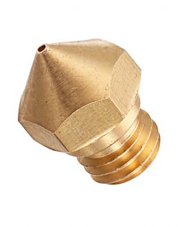 0.4 mm 3D Printer Extruder Brass Nozzle Makerbot MK10