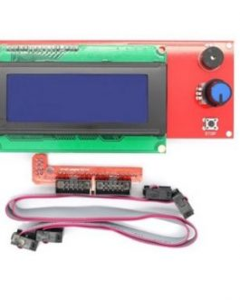 2004 LCD Display RepRapDiscount Smart Controller with Adapter