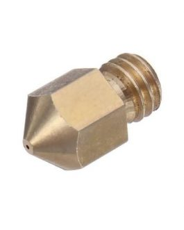 0.5mm 3D Printer Extruder Brass Nozzle Makerbot MK7 MK8