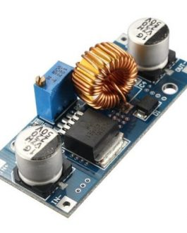 XL4015 5A DC-DC Step Down Adjustable Power Supply Buck Module LED with Heatsink