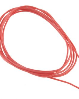 High Quality 26AWG Silicone Wire 3m (Red)