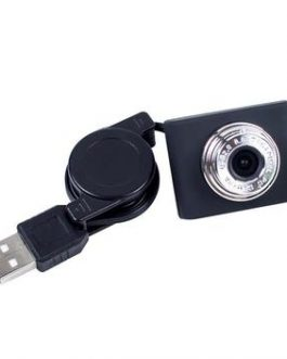 1/4 Cmos 640X480 USB Camera with Collapsible Cable for Raspberry Pi