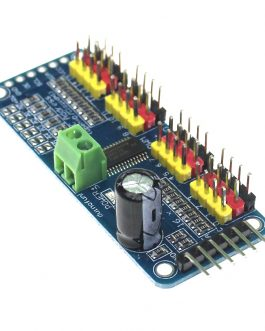 16-Channel 12-bit PWM/Servo Driver I2C interface PCA9685 for Arduino Raspberry Pi