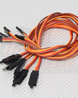 45CM Servo Lead Extention (JR) with hook 26AWG (1pcs/bag)