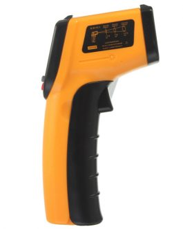 GM320 Non Contact Laser LCD Display Digital Infrared(IR) Thermometer Temperature Meter Gun -50℃ to 330℃