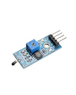 4PIN NTC Thermistor Temperature Sensor Module
