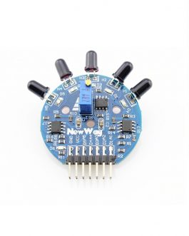 5-Channel Flame Sensor Module