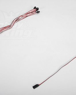30CM Servo Lead Extention (Futaba) 26AWG – 2pcs