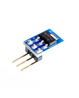 AMS1117-3.3 LDO 800MA DC 5V to 3.3V Step-Down Power Supply Module