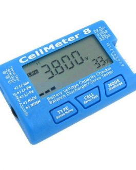 Cellmeter 8 Multi-Functional Digital Power Servo Tester