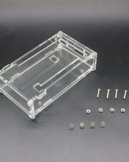 Transparent Acrylic Case Shell Enclosure Gloss Box For Arduino Mega 2560 R3