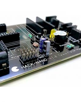 HACK-NANO Development PCB Board for Arduino Nano