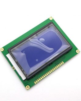 LCD 12864 (128×64) Graphic Green Color BackLight LCD Display module