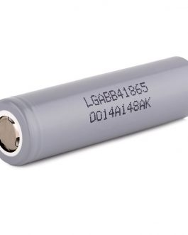 LG INR18650 B4 2600mAh Lithium-Ion Battery