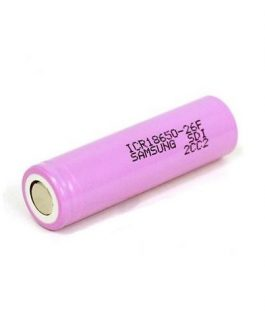SAMSUNG ICR18650 2600mAh Li-Ion Battery(COPY)