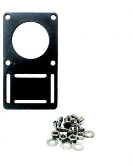 EasyMech Bracket For NEMA23 Stepper Motor – Straight