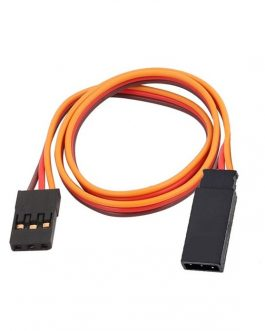 60CM Servo Lead Extention (JR) 26AWG With Hook-1Pcs