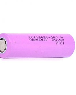 SAMSUNG ICR18650-26 J 2600mAh Li-Ion Battery(Original)