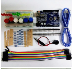 Uno Learning kit for Arduino