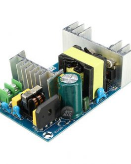 150W AC-DC Buck Converter 100V-240V to 24V 6A-9A Step Down Power Supply Module