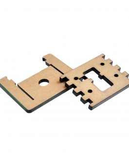 Acrylic Adjustable Camera Mount Module for Raspberry Pi