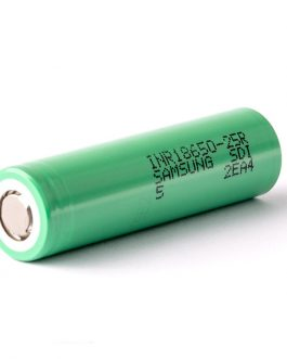 SAMSUNG INR18650-25R 2500mAh Li-Ion Battery (Original)