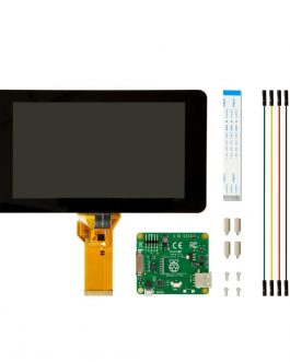 7″ Official Raspberry Pi Display with Capacitive Touchscreen