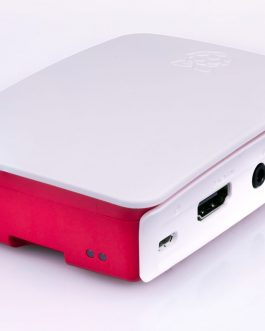 Raspberry Pi 3 Official Case for Raspberry Pi 3 Model B only Red/White