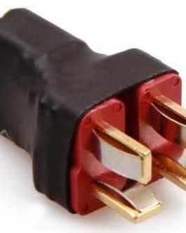 SafeConnect T-Connector Parallel Harness (2M1F)