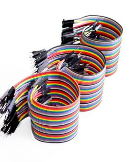 10 CM 40 Pin Dupont Cable Male/Male, Male/Female, Female/Female Cable Combo