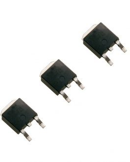 L78M09CDT-TR (TO-252) Linear Voltage Regulators (Pack of 3 ICs)