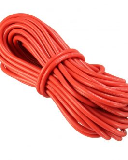 High Quality 10AWG Silicone Wire 10m (Red)