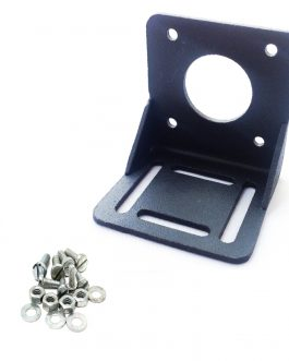 EasyMech Bracket for NEMA 17 Stepper Motor – BEND