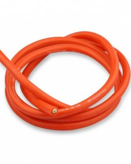 High Quality 10AWG Silicone Wire 1m (Red)