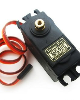 TowerPro MG995 Metal Gear Servo Motor (180º Rotation)-Standard Quality